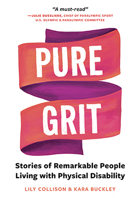 Book Cover for Pure Grit by Lily Collison