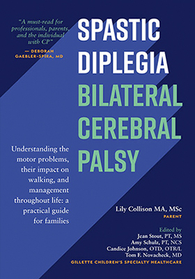 Book Cover for Spastic Diplegia Bilateral Cerebral Palsy
